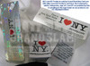 This Product is Officially Licensed by I Love NY