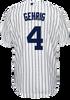 Lou Gehrig Cooperstown Replica Jersey