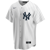 Yankees Replica Alex Rodriguez Youth Home Jersey-front