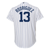 Yankees Replica Alex Rodriguez Youth Home Jersey - back