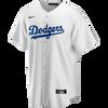 La Dodgers Replica Adult Home Jersey - Front