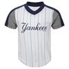 "Yankees Baby""Batting Practice"" Pinstripe Top"