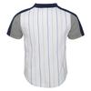 "Yankees Baby""Batting Practice"" Pinstripe Top Back"