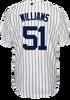 Bernie Williams Jersey - Yankees Replica Home Jersey