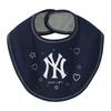 Yankees Love Navy Bib