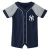 """Yankees Baby """"Outfield"""" Navy Jumper"""