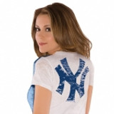 Yankees Ladies Apparel