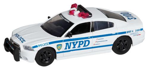 NYPD Highway Patrol Car