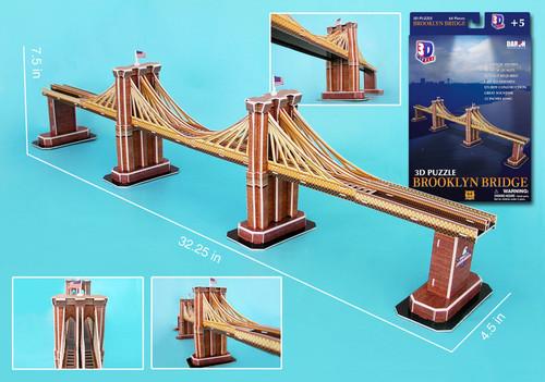 Brooklyn Bridge 3D Puzzle