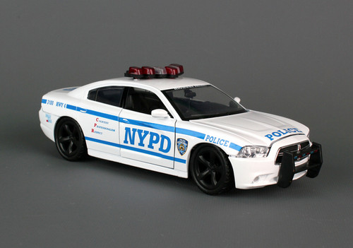 NYPD Dodge Charger Police Car