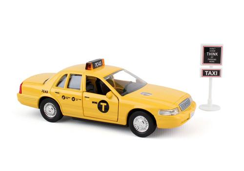 New York City Taxi Set