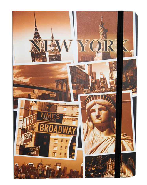 NYC Sepia Small Journal