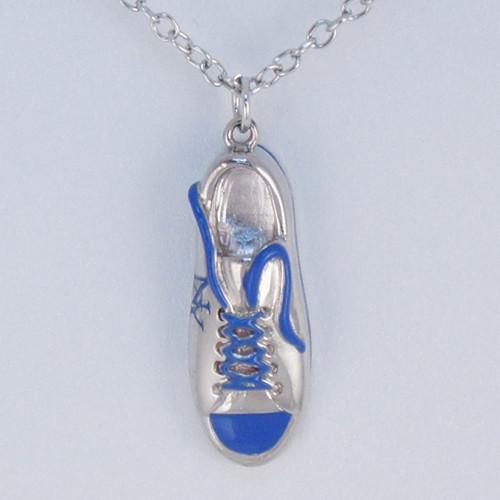 NY Sneaker Charm Necklace