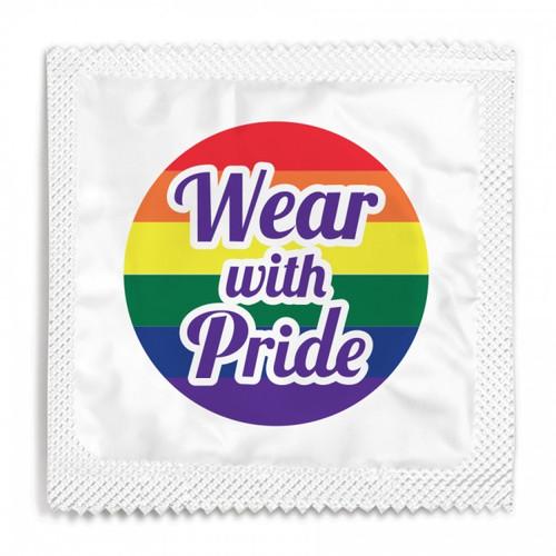 Wear With Pride Condom