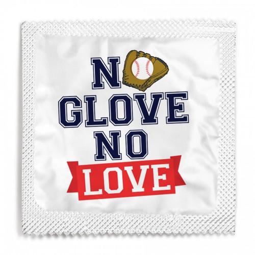 No Glove No Love Condom