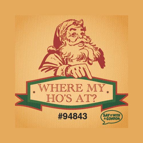 Where My Ho's At Condom