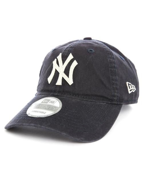 NY Yankees Navy Nine Twenty Adjustable Cap