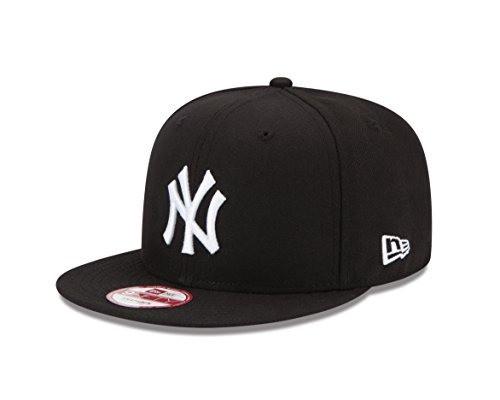 NY Yankees New Era Nine Fifty Black Adjustable Snapback Cap