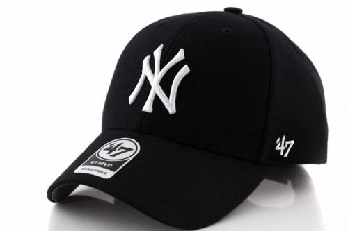 NY Yankees Original Black MVP Adjustable Cap