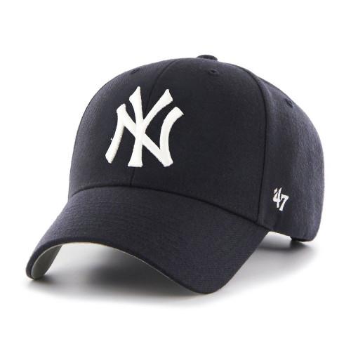 NY Yankees Original Navy MVP Adjustable Cap