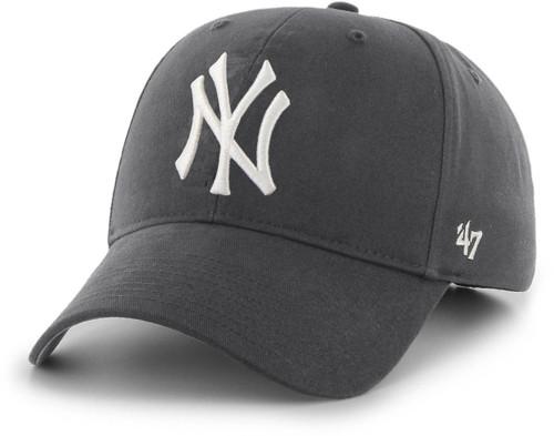 NY Yankees Original Gray MVP Adjustable Cap