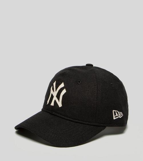 NY Yankees Black Nine Twenty Adjustable Cap