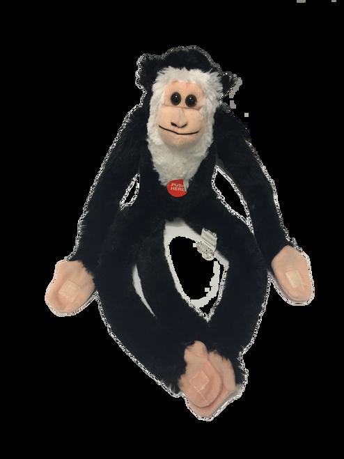 I Love NY Black Plush Screaming Monkey
