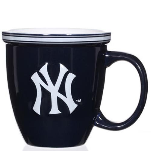 Yankees Navy Coffee Mug