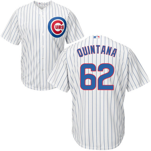 Jose Quintana Jersey - Chicago Cubs Replica Adult Home Jersey