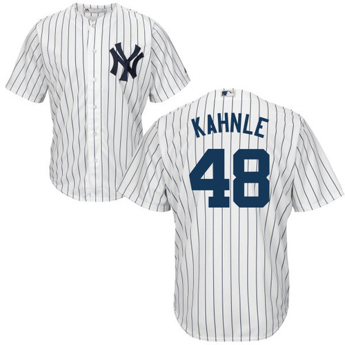Tommy Kahnle Youth Jersey - NY Yankees Replica Kids Home Jersey