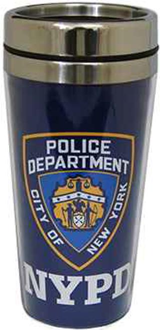 NYPD Blue Steel Travel Mug