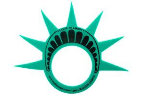 Statue Of Liberty Visor