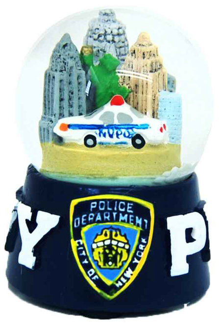 NYPD Blue 35mm Waterball