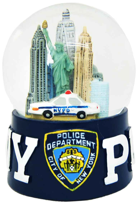 NYPD Blue 65mm Waterball