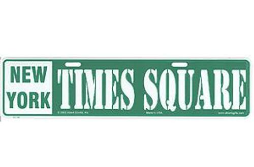Times Sq. Street Sign