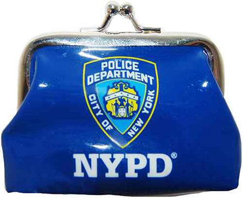 NYPD Blue Logo Coin Purse