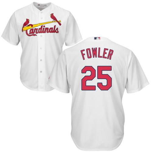 Dexter Fowler Jersey - St Louis Cardinals Replica Adult Home Jersey