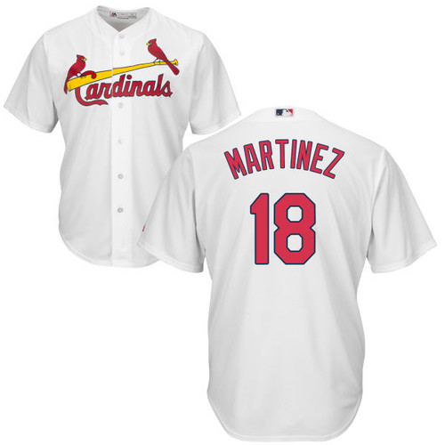 Carlos Martinez Jersey - St Louis Cardinals Replica Adult Home Jersey