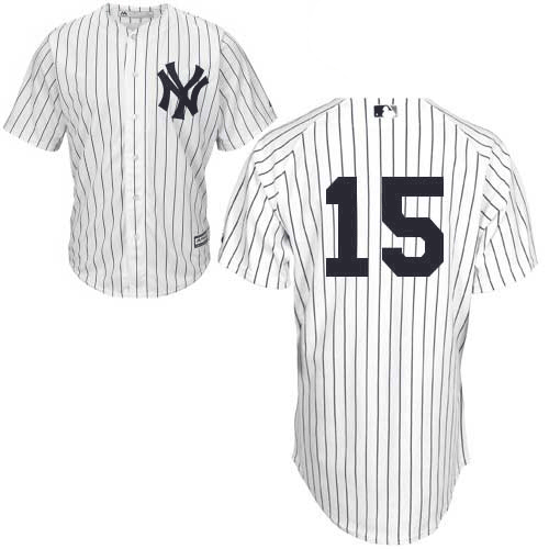 Thurman Munson Youth No Name Jersey