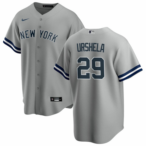 Gio Urshela Youth Jersey - NY Yankees Replica Kids Road Jersey