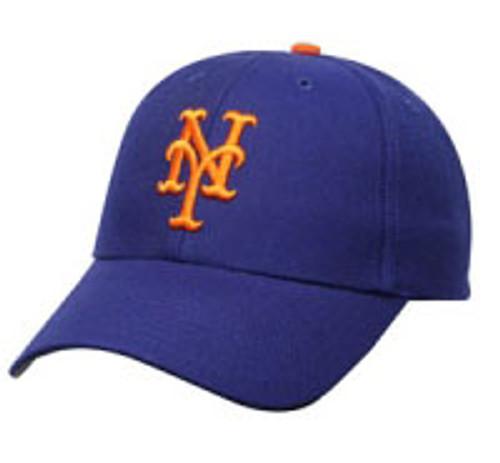 "New York Mets Royal ""MVP"" Adjustable Cap"