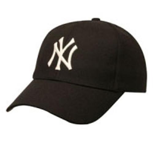 "Yankees Black ""MVP"" Adjustable Cap"