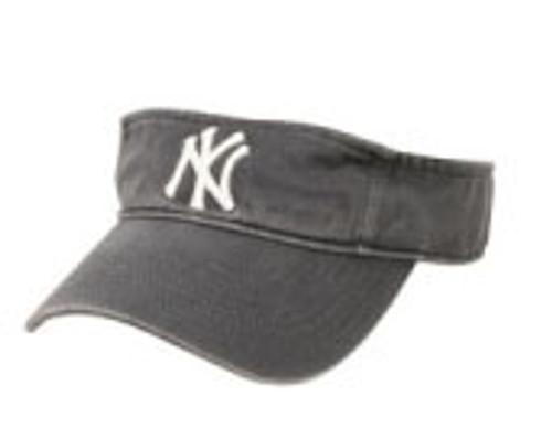 Yankees Navy Adjustable Visor