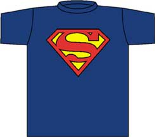 Superman Classic Mens Tee