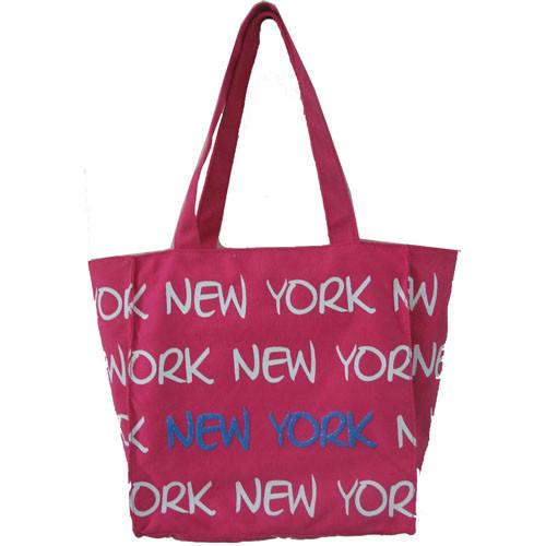 Robin-Ruth NY Hot Pink Small Tote Bag