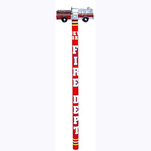 FDNY Fire Truck Pencil