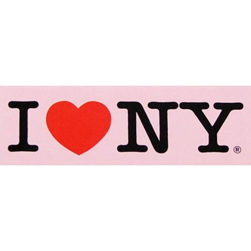 I Love NY Pink Magnet