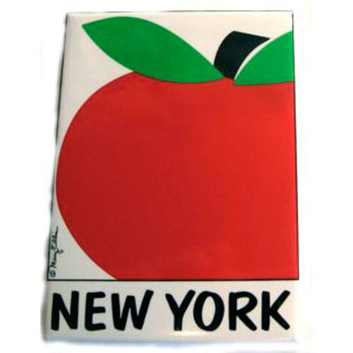 "NYC ""Apple"" Magnet"