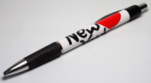 """New York """"Heart"""" Pen"""