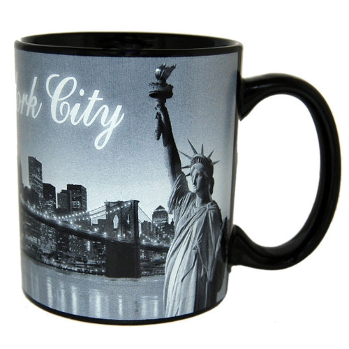 I Love NY At Night 11oz. Mug